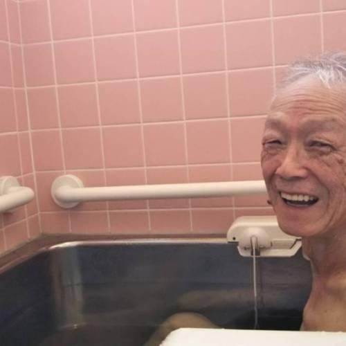 入浴の日\(^-^)/